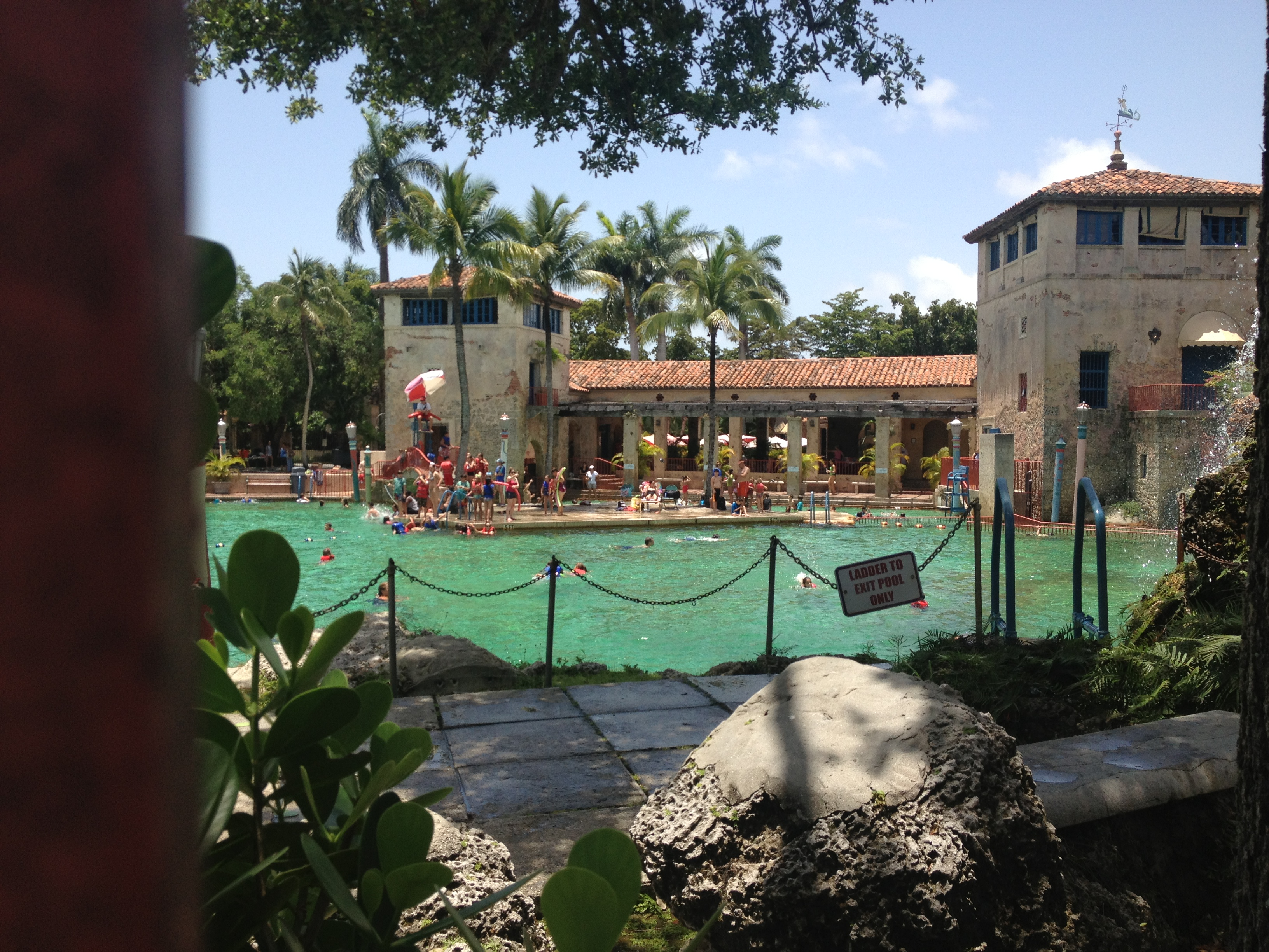 Venetian Pool Learning From Miami