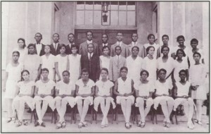 Booker T Washington High 1926 9th Grade Class