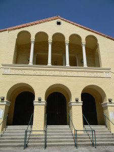 Coral Gables Elementary School Fascade