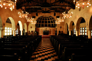 Sanctuary, Coral Gables Congregational Church