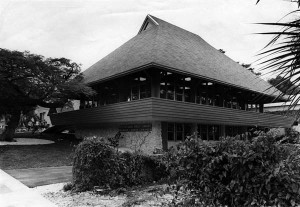 Coconut Grove Library, 1963